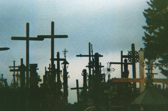 The Hill of Crosses (Lithuania)