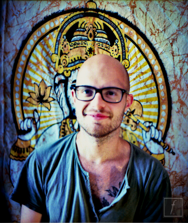 Alberto portrait